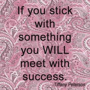 Tiffany Peterson quote