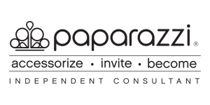 Paparazzi Accessories Logo - black