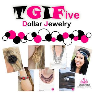 T G I Five Dollar Jewelry