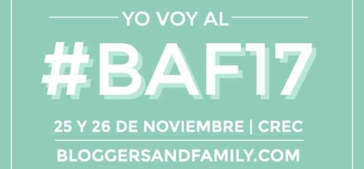 BAF17: Nosotras Vamos ¿nos veremos allí?