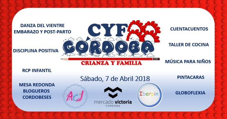 CYF Córdoba - Crianza y Familia 7 de abril Cartelería