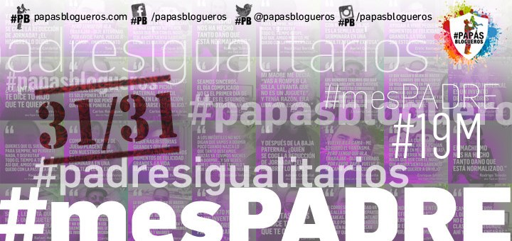 Cierre de #mesPADRE