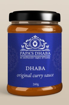 Dhaba Curry Sauce