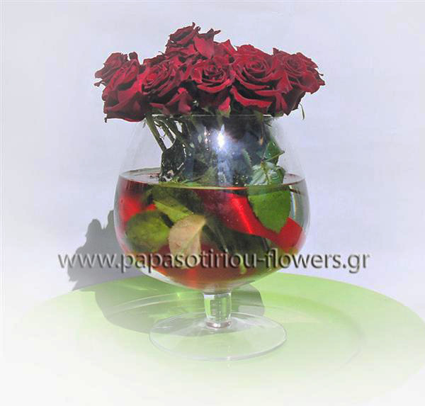 1f6f396b4af Σύνθεση με Λουλούδια 13 | Papasotiriou Flowers
