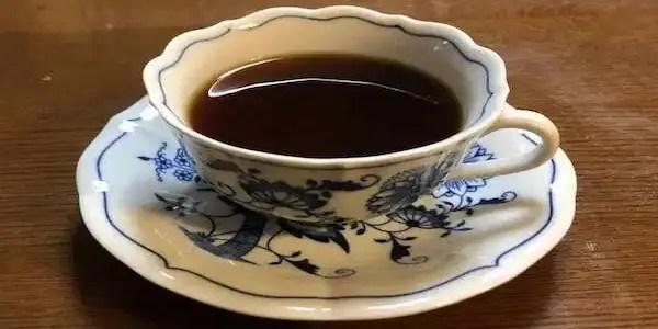 森のコーヒー_新聞