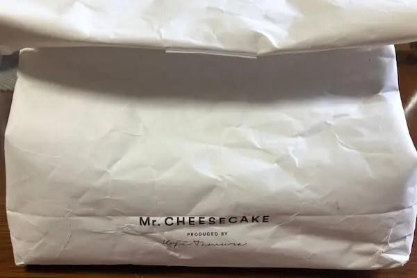 ミスターチーズケーキ_美味しくない