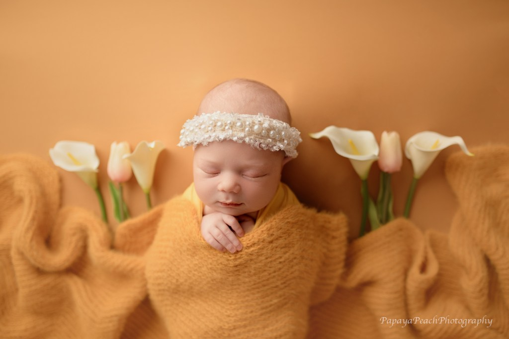 Newborn photographer in Milton Keynes