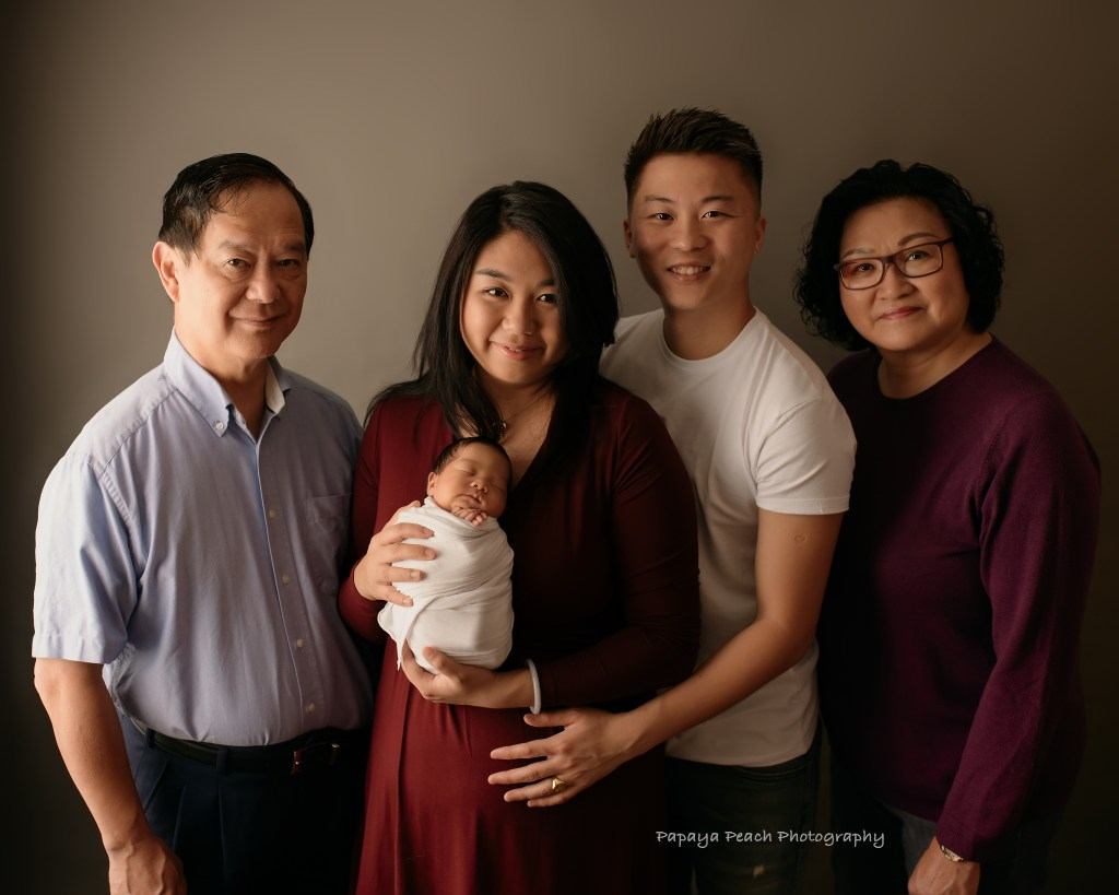 Family photographer in Bedford