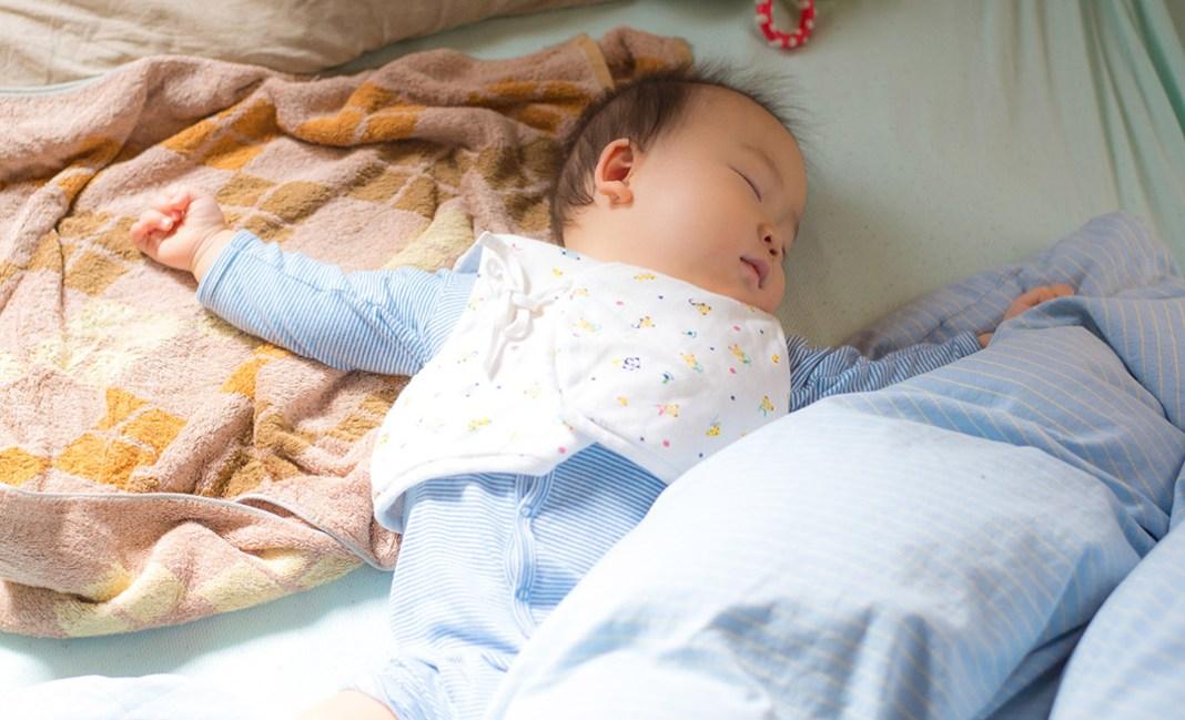 保育園に通いはじめてから寝かしつけ不要に。赤ちゃんが必要な睡眠時間を調べて驚き!……足りてなかった。