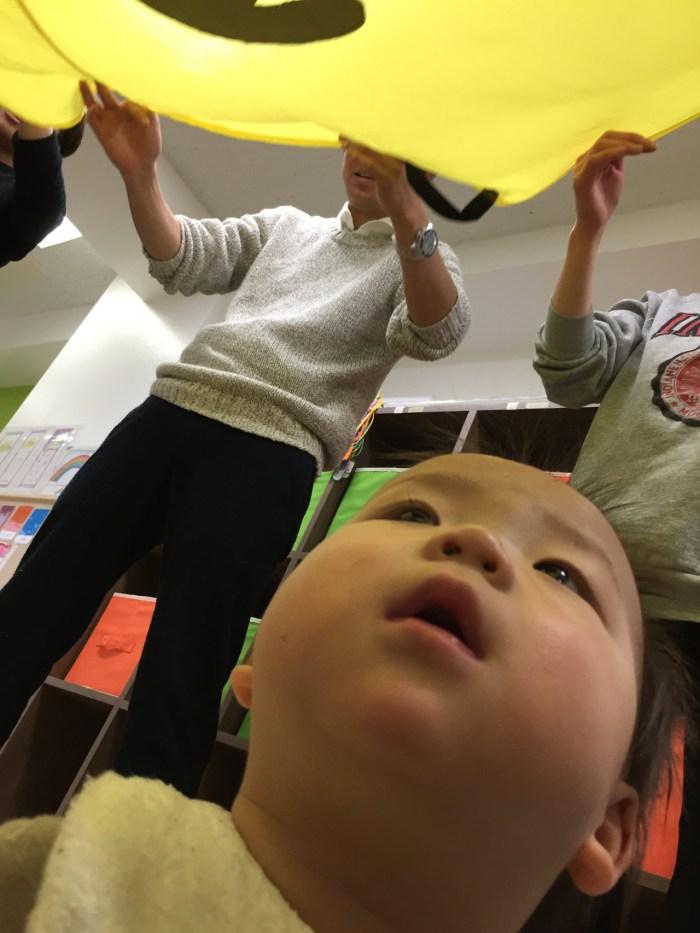 おうち de えいごスタジオ in 三軒茶屋(パパ・ママ・ベビーのための親子英語)