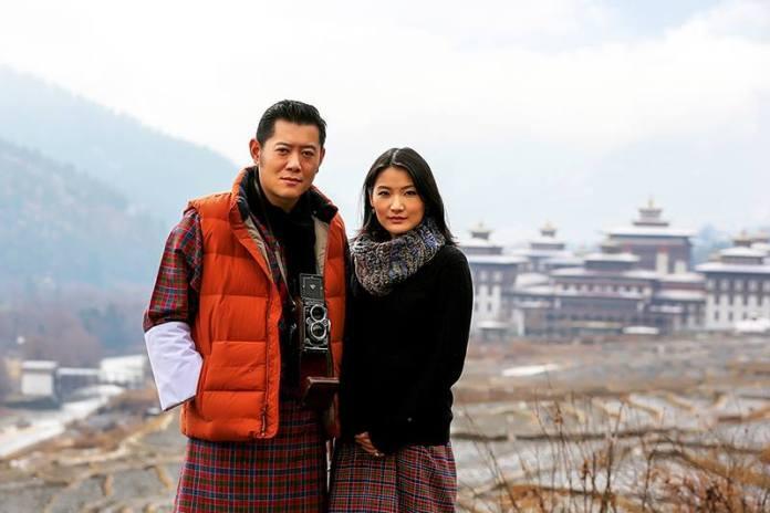 幸福の国ブータン、王妃の出産に国王が立ち会い出産。第一子誕生。