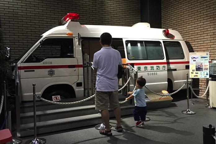 消防博物館 - 東京消防庁