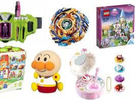Amazonが年間売上ランキングを発表。子どものおもちゃは、デュプロ、アンパンマン、仮面ライダー、プリキュアが人気!