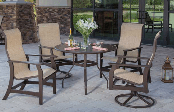 what kind of patio furniture should i buy