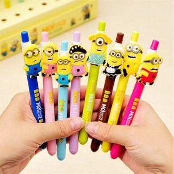 Bolígrafos Minion