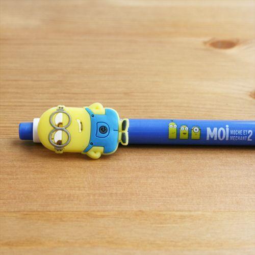 Bolígrafo Minion azul oscuro