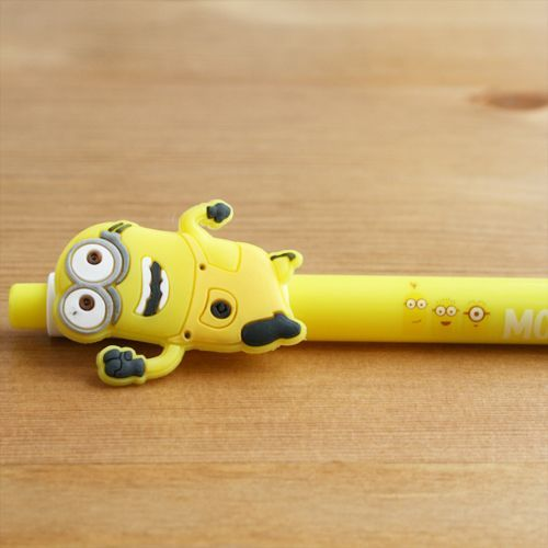Bolígrafo Minion amarillo
