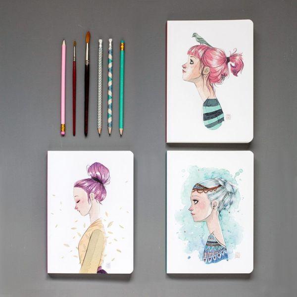Cuadernos Esther Gili