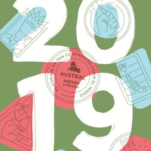 Agenda literaria Austral 2019