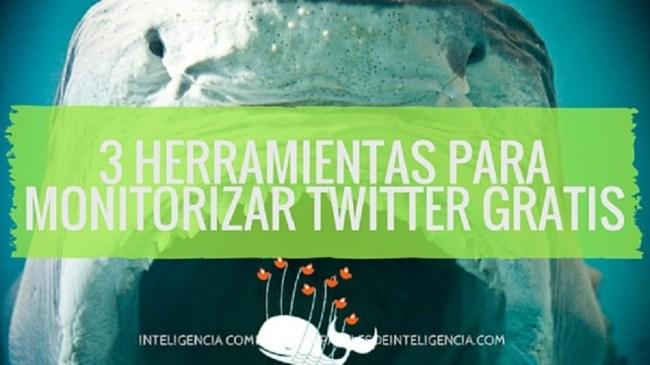 monitorizar twitter