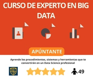 curso de experto en big data
