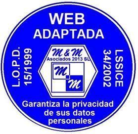 Sello Web Adaptada