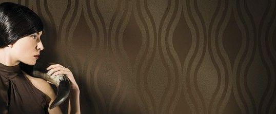 ONDA DONNA - Revestimiento mural con perlitas Onda de la colección J&V 901. Disponible en 5 colores