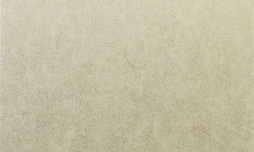 pal3027GR - Revestimiento mural de flores oro de la colección Palazzo Ref. PAL3027