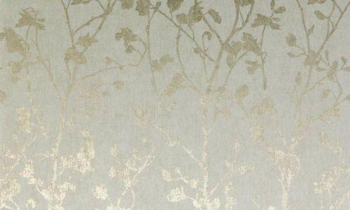 pal5057GR - Revestimiento mural de ramas oro de la colección Palazzo Ref. PAL5057