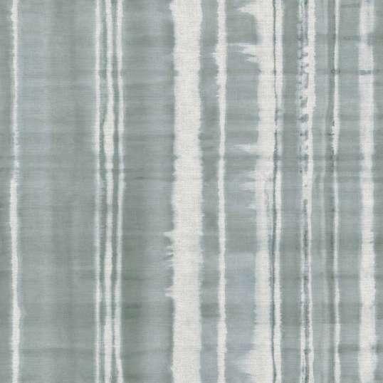 Papel pintado para paredes color turquesa de la colección JV151 Shibori