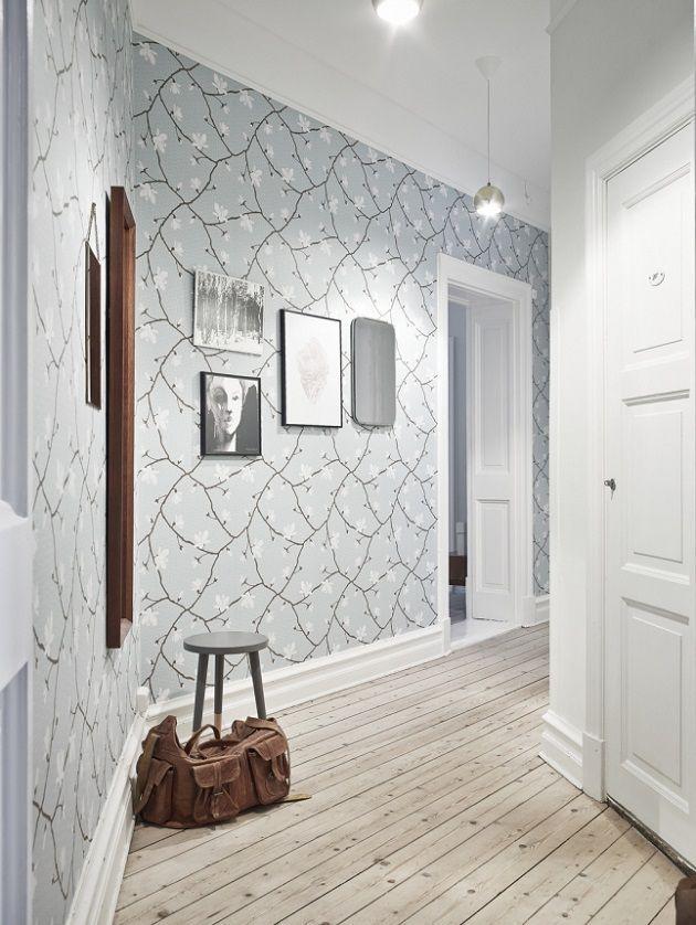 destacada - Cómo decorar pasillos con papel pintado. FAQs Papel & Deco
