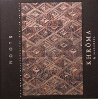 roots khroma masureel tapeten m - PAPEL PINTADO FIORE OYSTER RTS002 DEL CATÁLOGO ROOTS DE KHROMA