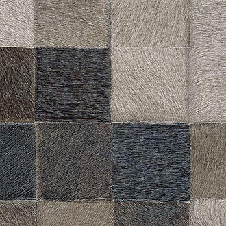 papel de piel color marrón y gris