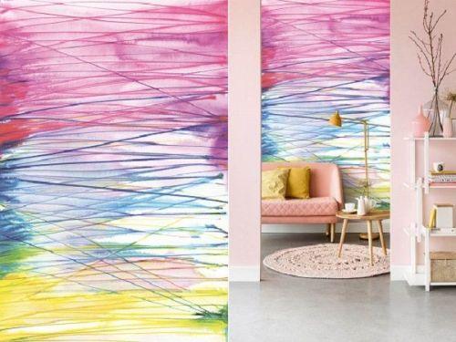 Mural Aqualines