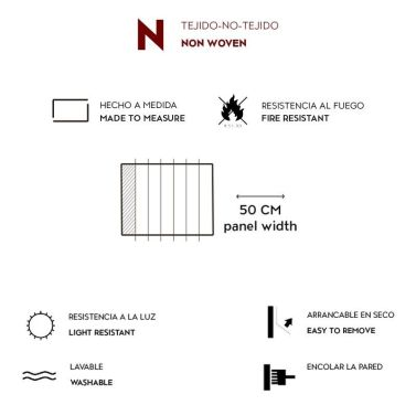 mural coordonne random papers sacks 6500801n - MURAL RIBBONS DE RANDOM PAPERS 2. DISPONIBLE EN 3 COLORES