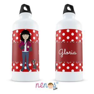 Botella Termo Personalizada Fotógrafa