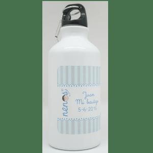 Regalo Personalizado Botella Termo Nene Osito
