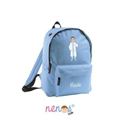 Mochila escolar personalizada Enfermero