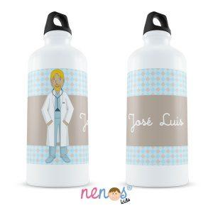 Botella Termo Personalizada Médico