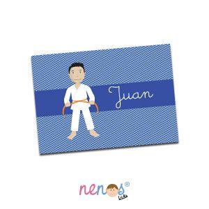 Salvamanteles Personalizado Taekwondo
