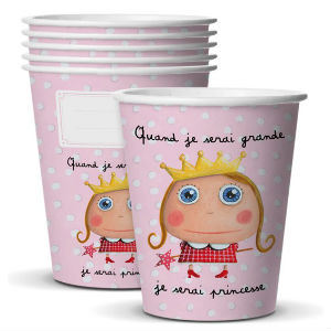 Regalo Isabelle Kessedjian Vasos Princesa