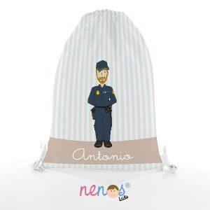 Bolsa de Piscina Policía