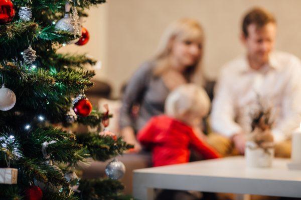 La regla de los cuatro regalos de Navidad.