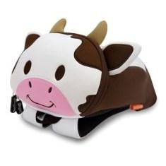 Mochila infantil para guardería Vaca ECO