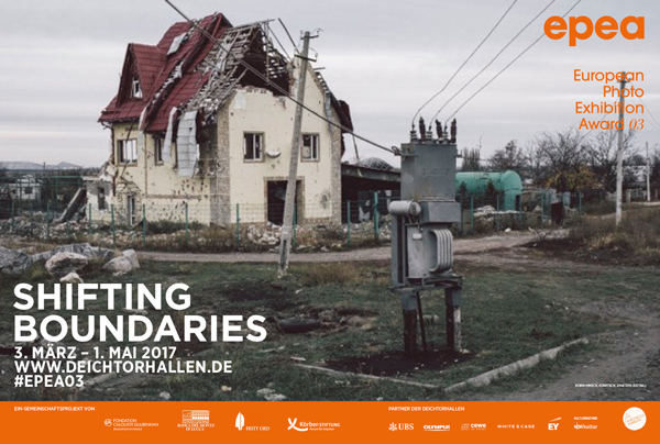 EPEA03 − EUROPEAN PHOTO EXHIBITION AWARD SHIFTING BOUNDARIES