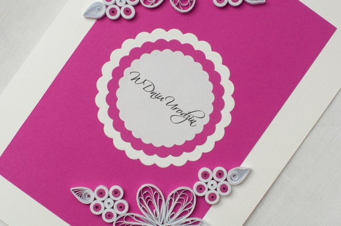 Handmade Invitation Cards For Farewell To Seniors – Invitation Card for Farewell