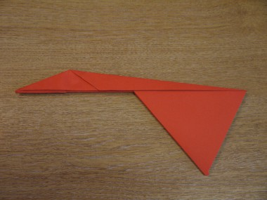 Paper Aeroplanes: The Piranha - Step 11