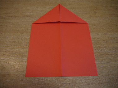 Paper Aeroplanes: The Piranha - Step 3a