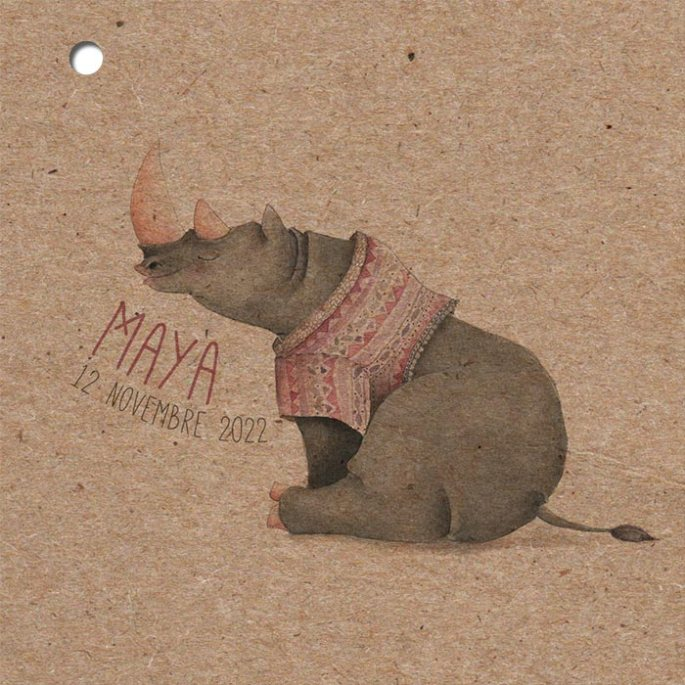 couverture-faire-part-naissance-kraft-Rhino