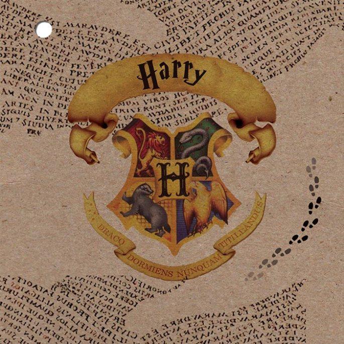 couvetrure-faire-part-naissance-kraft-Harry-Potter